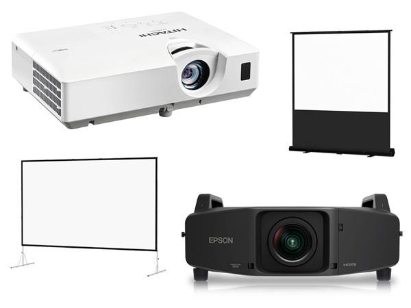 projectors-screens