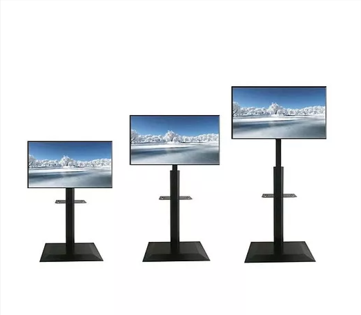 Multiple Sized LED TV/Monitors on Stands